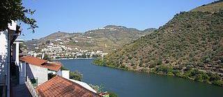 el Douro desde la Quinta de la Rosa