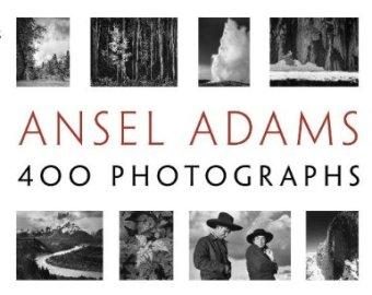 ANSEL ADAMS 400 Photographs