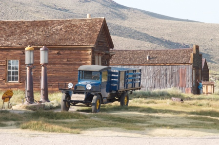 Gasolinera Bodie