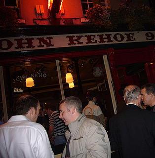 pub john kehoe en Dublín