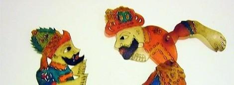 marionetas de camello