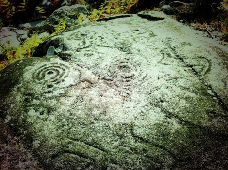 petroglifo campolameiro