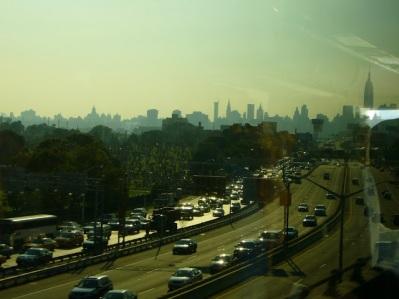 Nueva York desde el autobús