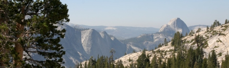 Tierras altas del Parque Nacional de Yosemite