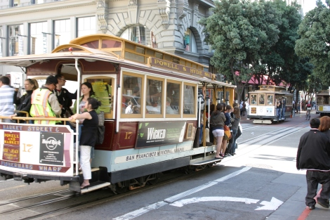 Cable Car de San Francisco