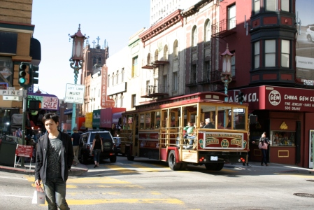 ChinaTown en San Francisco