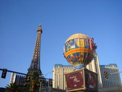 Hotel París de Las Vegas