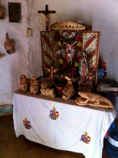 altar maya