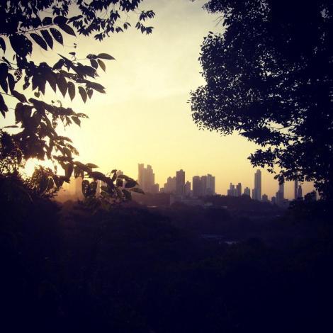Skyline de Panamá