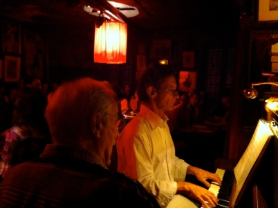 Pianista del Lapin Agile e Montamartre, Paris