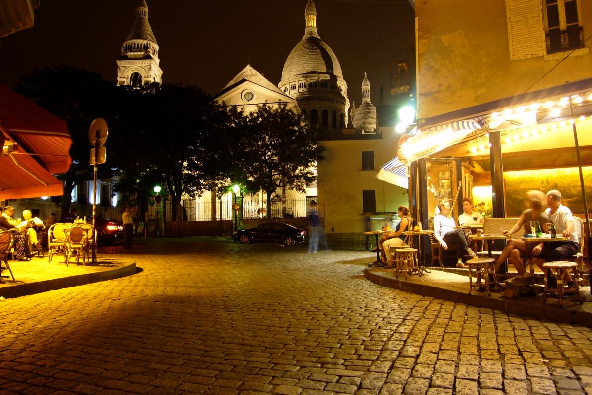 Restaurante Bonito Paris