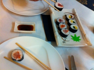 sushi orense