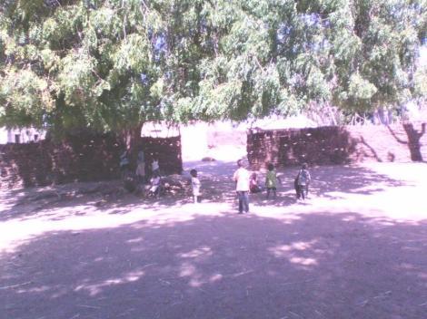 Niños de Mbourokh (foto cedida por Bilal)