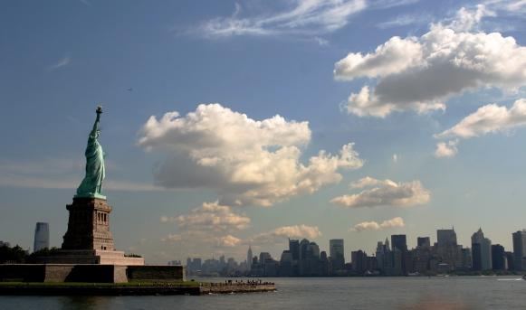 liberty Island en Nueva York