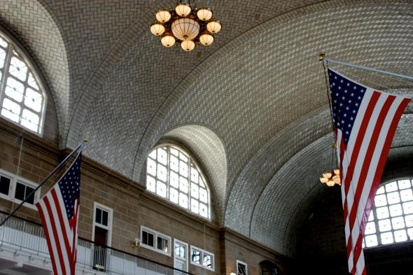 centro de inmigración de Ellis Island