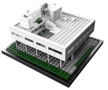 Villa saboya lego