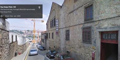 Wiese Krohn bodegas en Porto