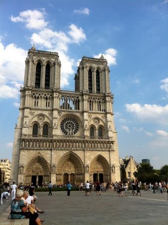 Notredame de París
