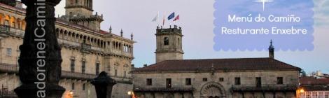 sorteo noche parador Santiago de Compostela