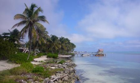 Los cayos de Belice atraen a miles de turistas cada año