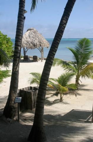 xanadu island resort en San Pedro (Belice)