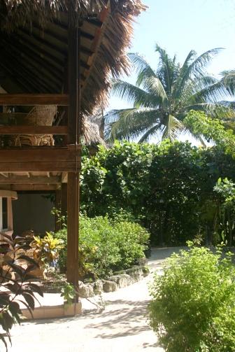 zona de apartamentos del xanadu island resort en belice