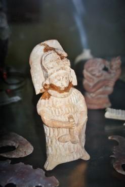 figurita del museo de santa barbara