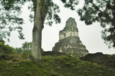 templo I de Tikal