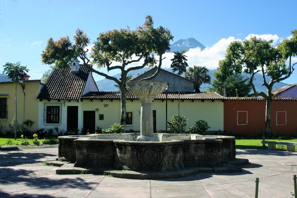 5 cosas gratis que hacer en Antigua Guatemala y dos chollos para comprar y comer