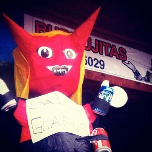 Diabla en Cobán