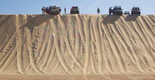 Que ver en Tunez: 4x4 en el desierto