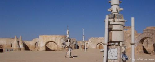Que ver en Túnez : Mos Espa (Tatooine)