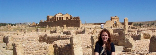 Que ver en Tunez (Sbeitla)