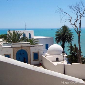 que ver en Tunez: Sidi Bou Said