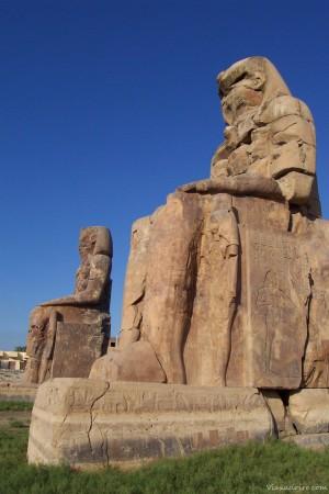 Colosos de Memmon (Luxor)