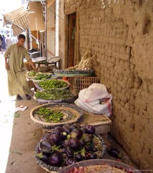Mercado de Esna