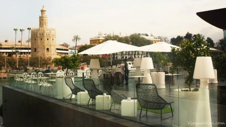 terraza abades