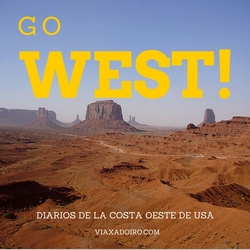 Diario de viaje por la costa oeste de USA