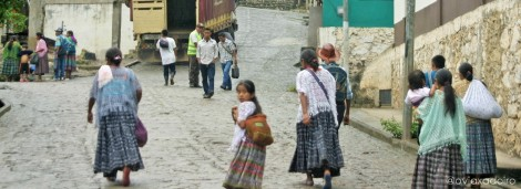 Lanquin en el Alta Verapaz es la población más cercana a Semuc Champey
