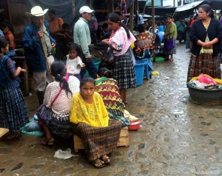 Mercado de Lanquin