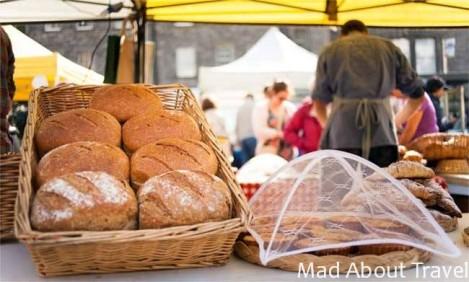 Mercado de Grassmarket en Edimburgo