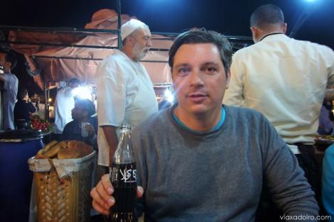 Restaurante en Jemma el Fna, marraKech