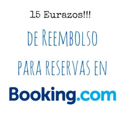 promocion reembolso booking